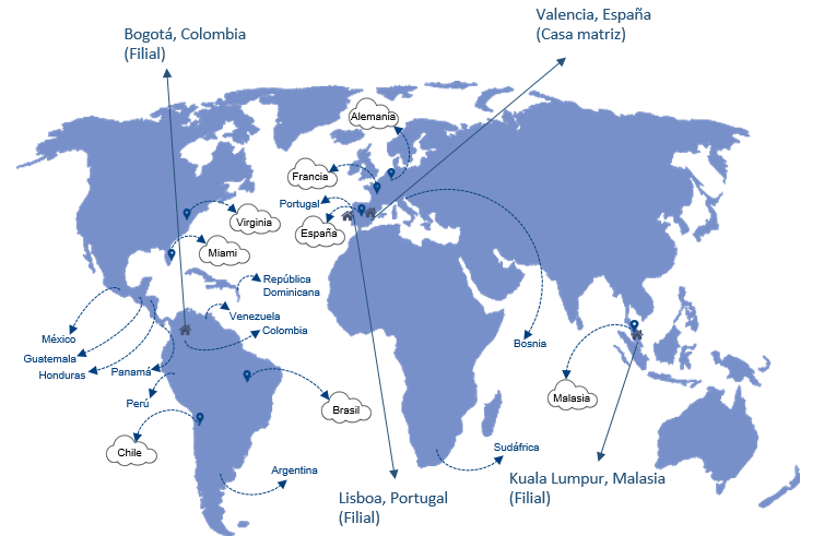 mapa partners