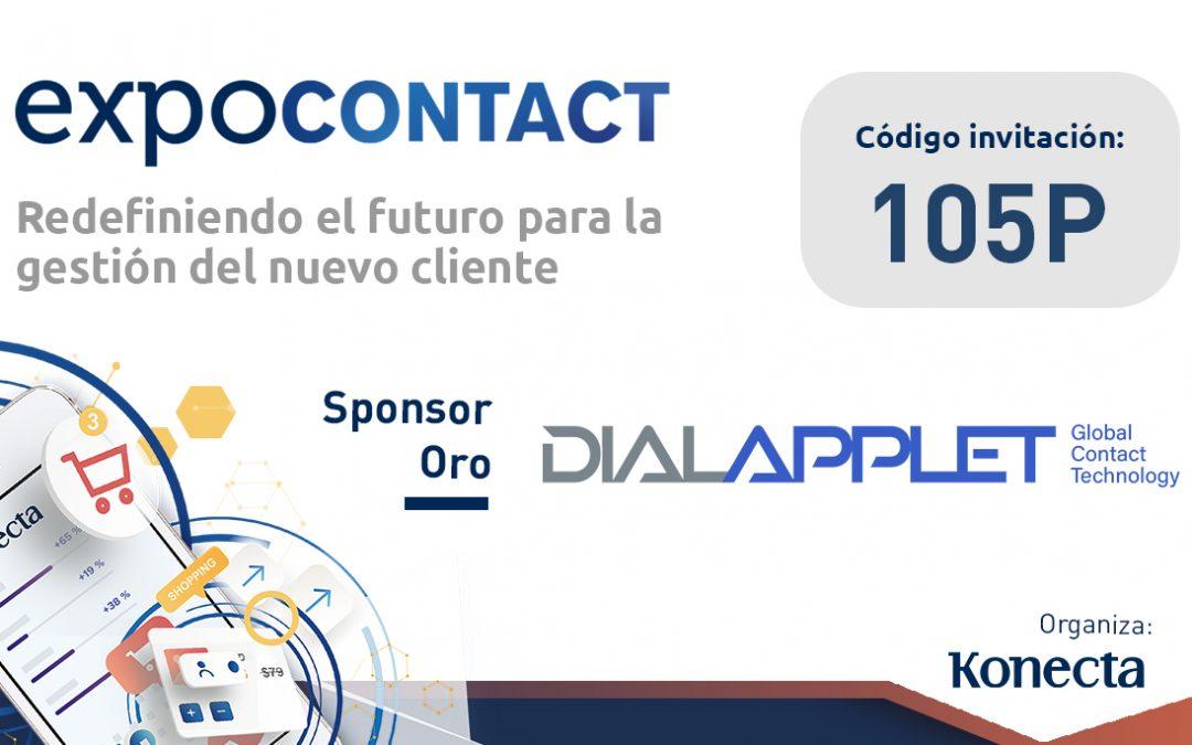 DialApplet participa en el congreso Expocontact de gestión al cliente el 22 de junio en Madrid