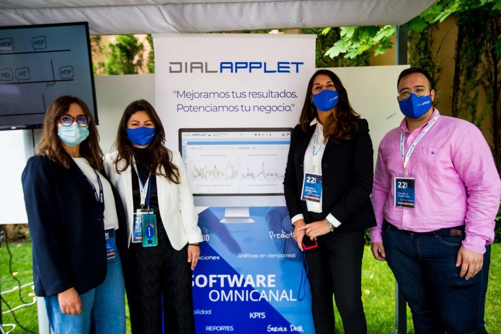 Dialapplet en el congreso Expocontact